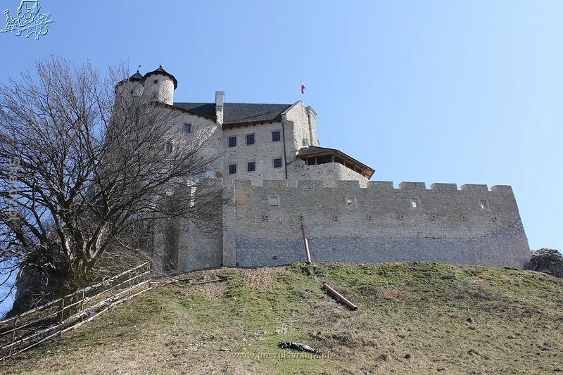 Zamki Polski - Bobolice