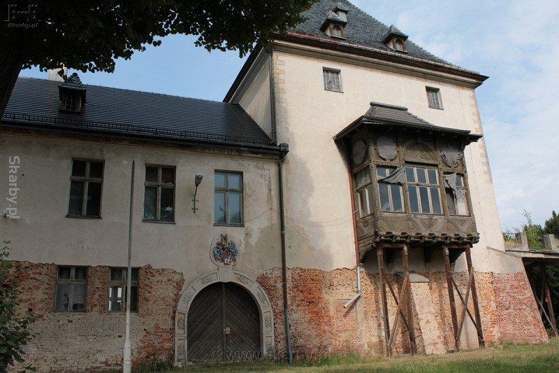 Zamki Polski - Dąbrowa